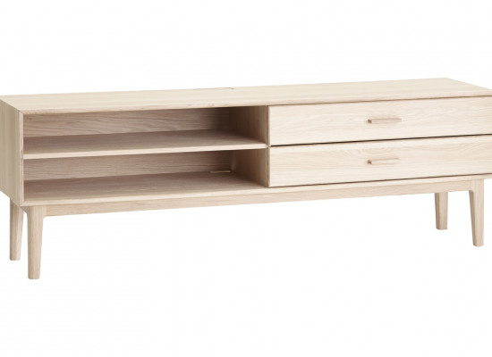 caso 700 tv unit oak