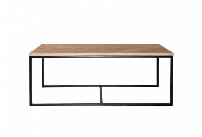 Herringbone coffeetable 130x65