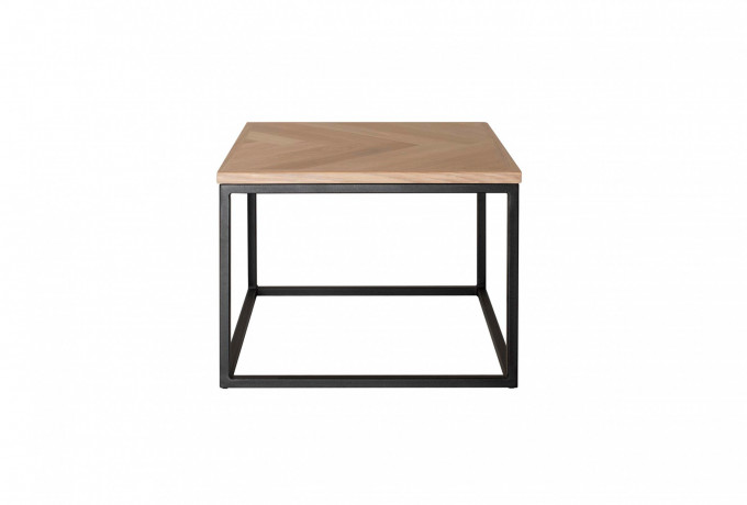 Herringbone sidetable 58x58 2