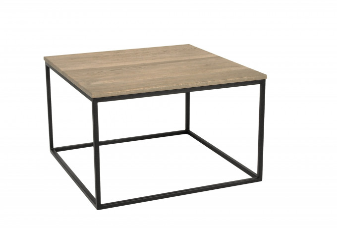 Caso Sanne Coffee table grey 80x802333
